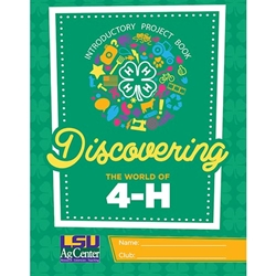 DISCOVERING the World of 4-H