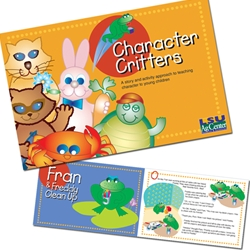 Character Critters Story Book