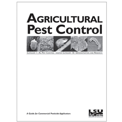 Agricultural Pest Control (Category 1 and 10)