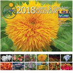 2018 Get It Growing Calendar