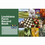 Louisiana Farm Record Book
