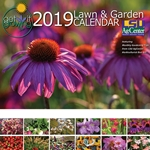 2019 Get It Growing Lawn and Garden Calendar
