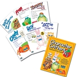 Character Critters Kit #1